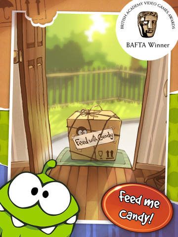 Cut the Rope Original HD screenshot 2