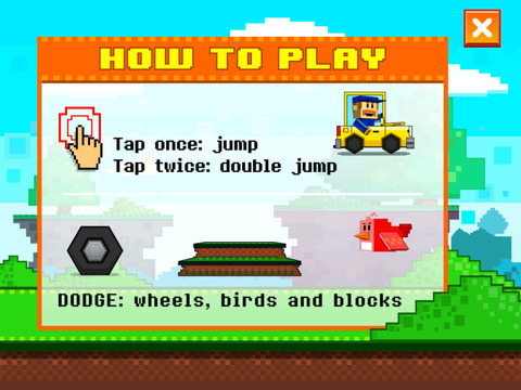 Blocky Offroad Racing screenshot 6