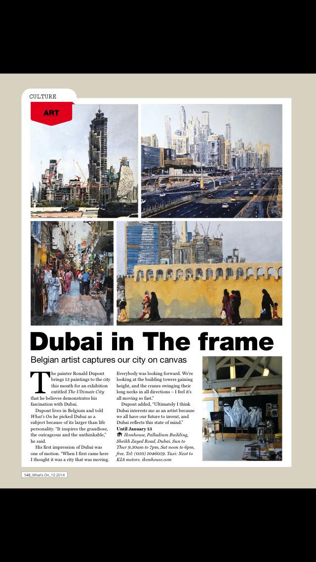 What's On Dubai screenshot 3