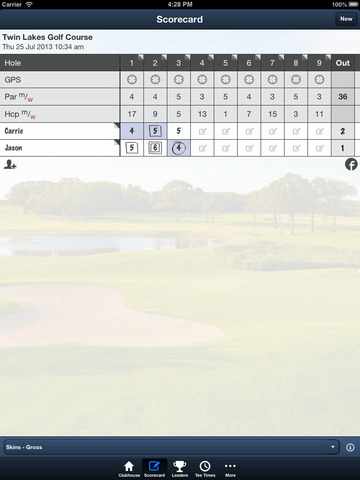 Twin Lakes Golf Course screenshot 8