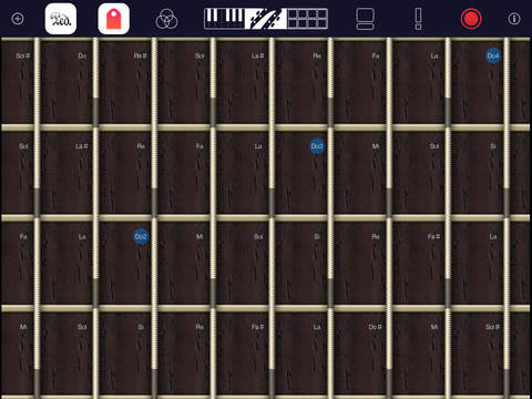 Simple Music Pro - amazing chords creation keyboard app with free piano, guitar, pad sounds, and midi screenshot 7