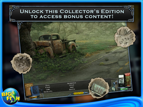Mystery Case Files: Shadow Lake HD - A Hidden Object Detective Game (Full) screenshot 4