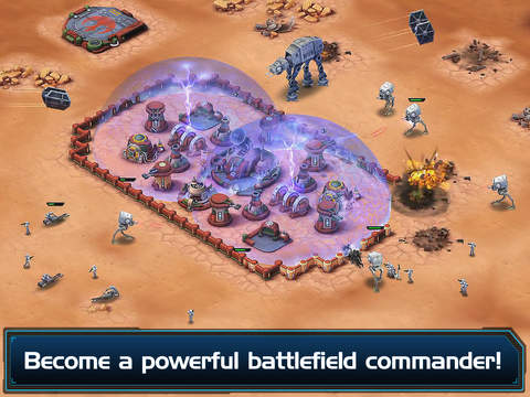 Star Wars™: Commander screenshot 10