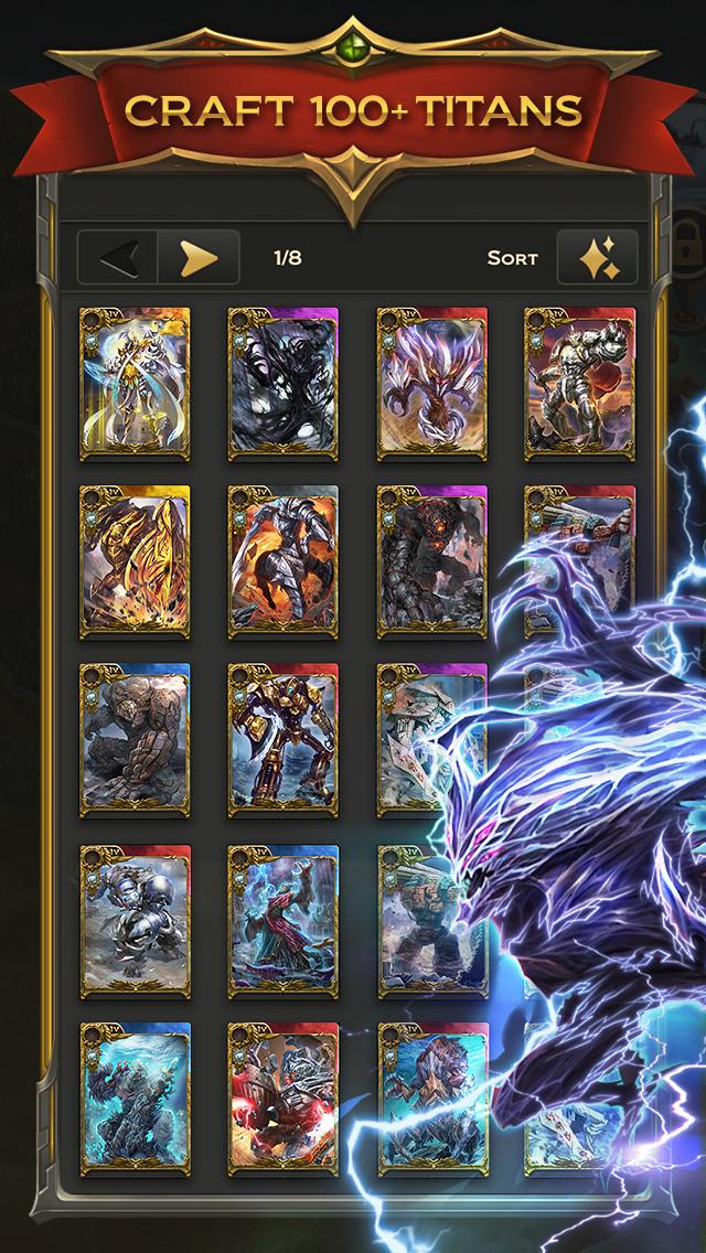 Titans screenshot 2