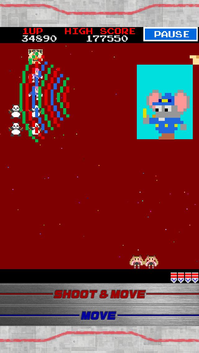 Galaga : TEKKEN 20th Anniversary Edition screenshot 5