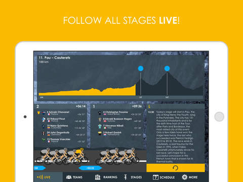 Cycling App - 2016 Live edition Free screenshot 6