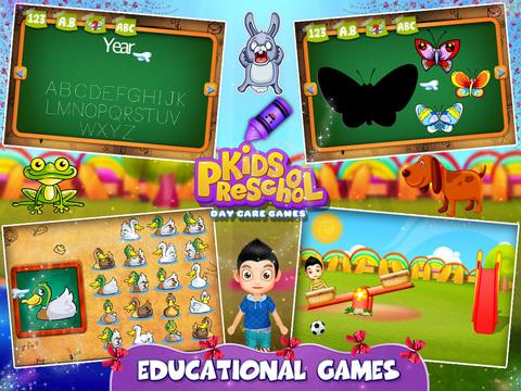 Kids PreSchool Day Care screenshot 4