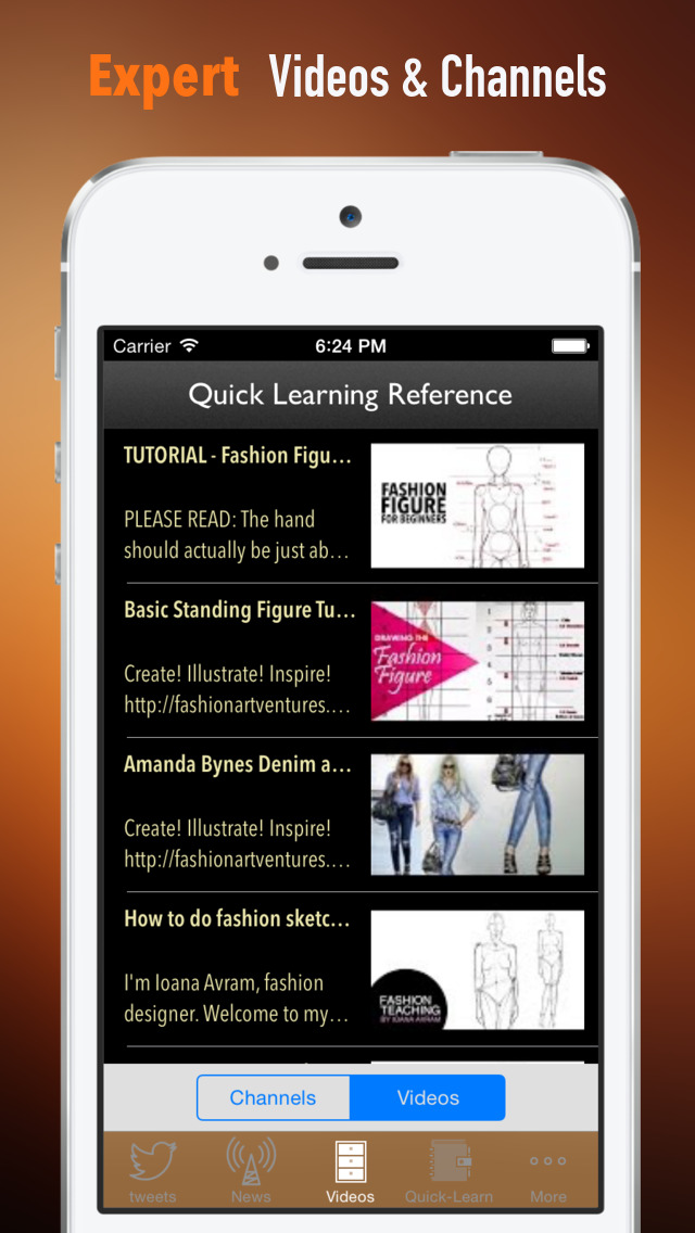 Fashion Design 101: Reference with Tutorial Guide and Latest News screenshot 3