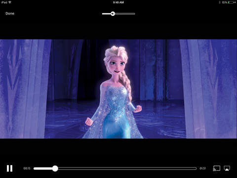 Disney Movies Anywhere screenshot 10