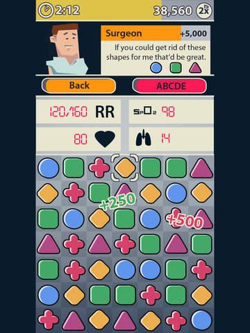 Dr. Game Surgeon Trouble screenshot 5
