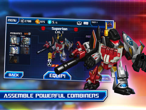 TRANSFORMERS: Battle Tactics screenshot 10
