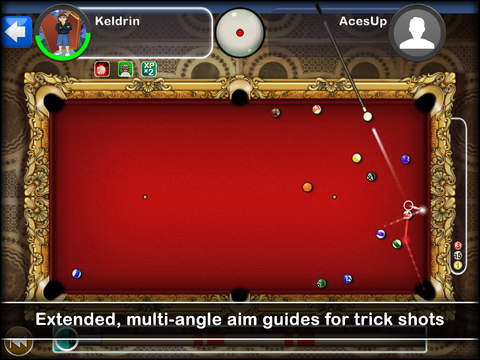 Yahoo Pool – Free, cross-device, billiards app screenshot 8