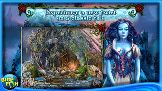 Living Legends: Frozen Beauty - A Hidden Object Fairy Tale screenshot 2