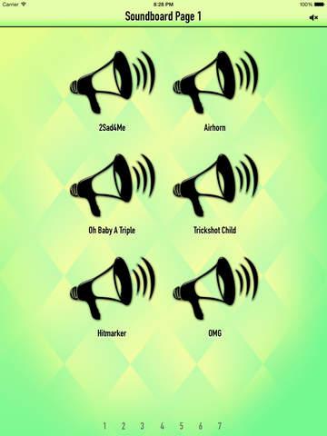 NoScope MLG Soundboard screenshot 8