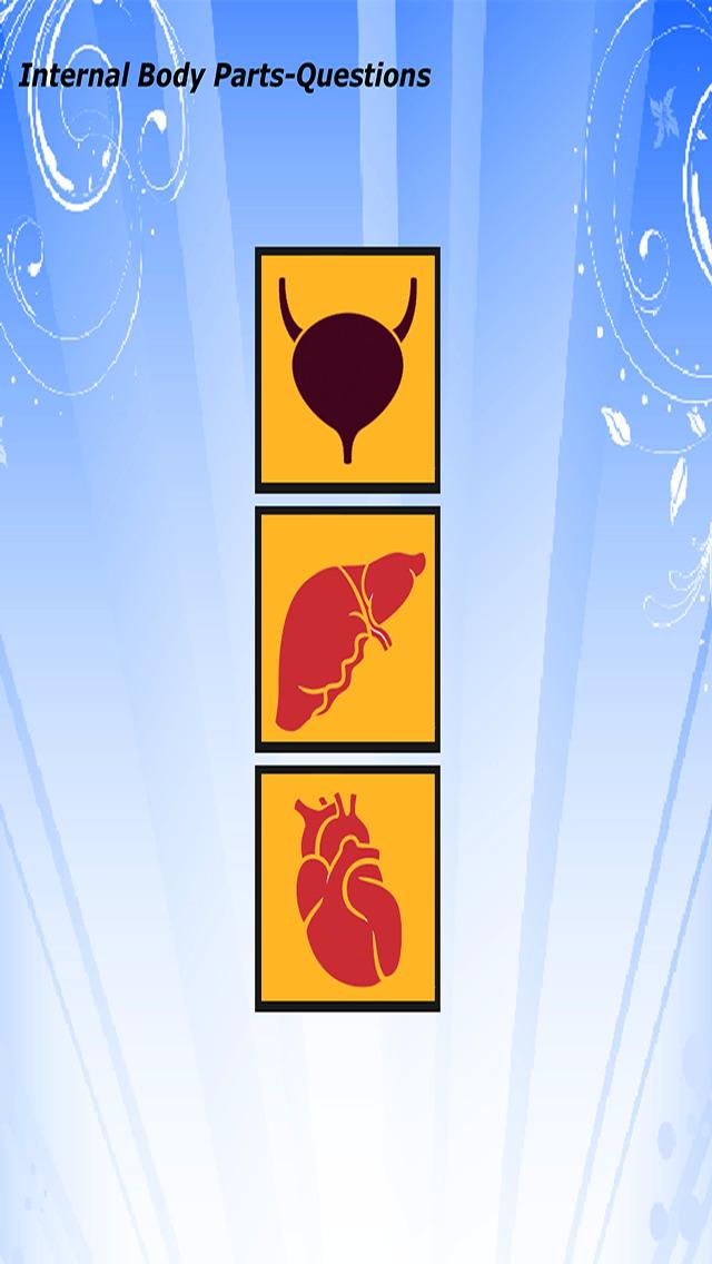 Body Parts - Internal screenshot 3