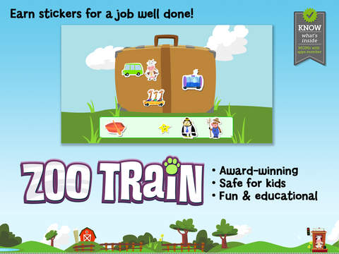Zoo Train screenshot 10