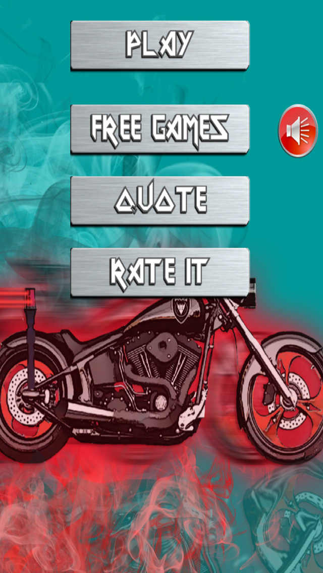 A Motorcycle Police Chase Race Track Game PRO screenshot 2