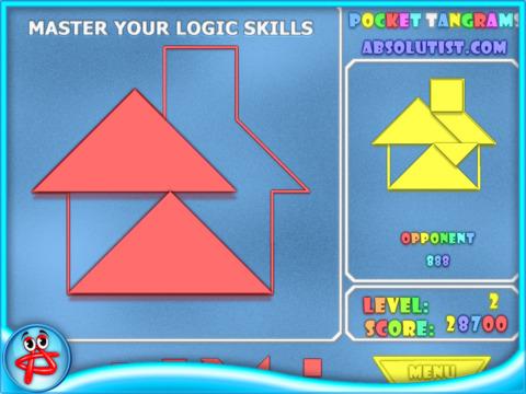 Pocket Tangrams screenshot 7