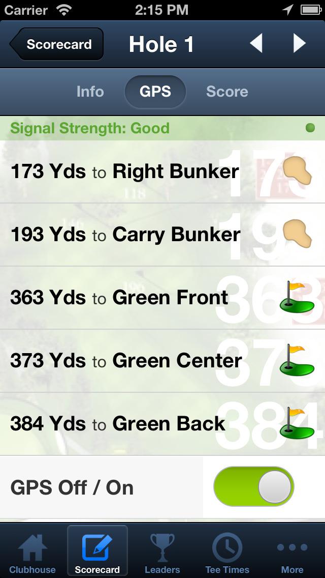 Sun Hills Golf Course screenshot 5