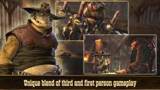 Oddworld: Stranger's Wrath screenshot 2