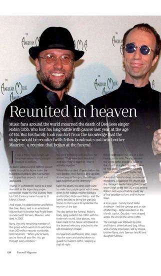 Farewell Magazine - The UK's Top Memorial Ideas Guide screenshot 3
