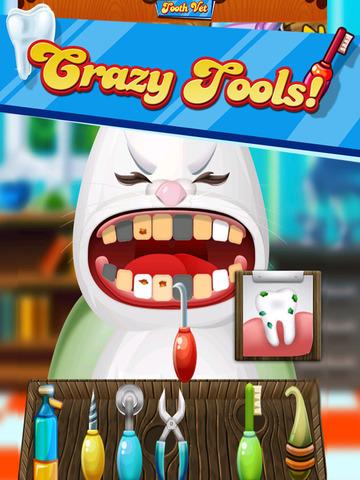 ' A Baby Puppy Pet Tooth Vet- Farm Animal Dentist Game screenshot 9