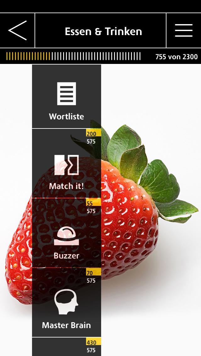 Schwedisch Vokabeltrainer Langenscheidt IQ - Vokabeln lernen mit Bildern screenshot 2