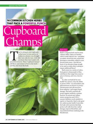 Alternative Medicine(Magazine) screenshot 9