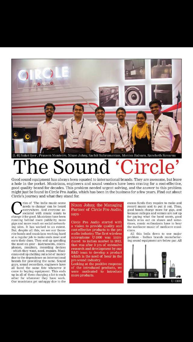 The Score Magazine screenshot 4