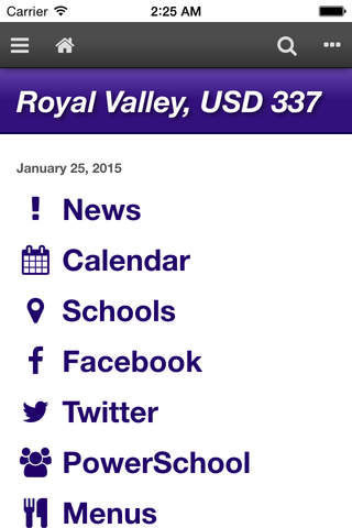 Royal Valley USD 337 - náhled
