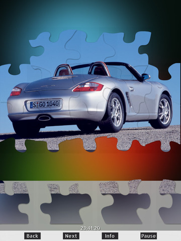Cars Puzzles+ screenshot 10