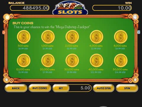 Bingo-House of Slots screenshot 10