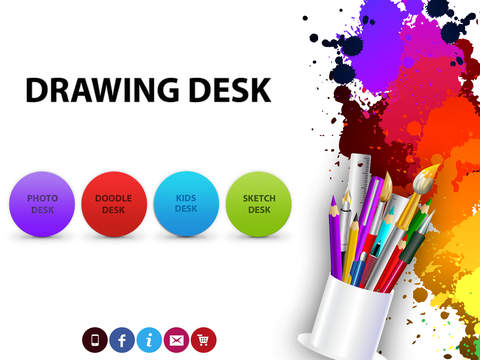 Drawing Desk: Draw & Paint Art screenshot 6