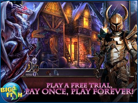 Dark Realm: Queen of Flames HD - A Mystical Hidden - náhled