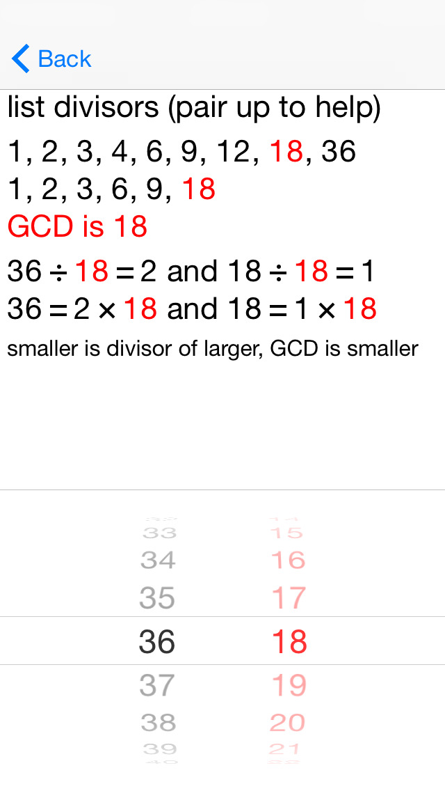20/20 Primes and Factor Trees screenshot 3