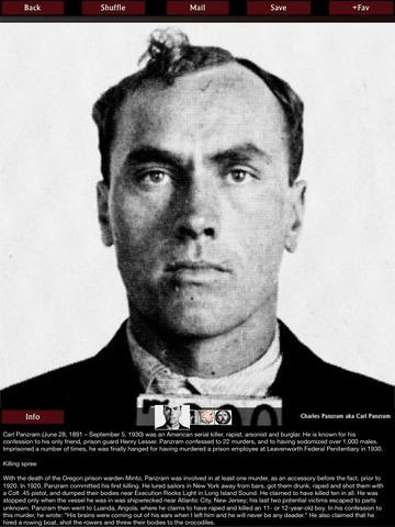 Serial Killers Wiki screenshot 9