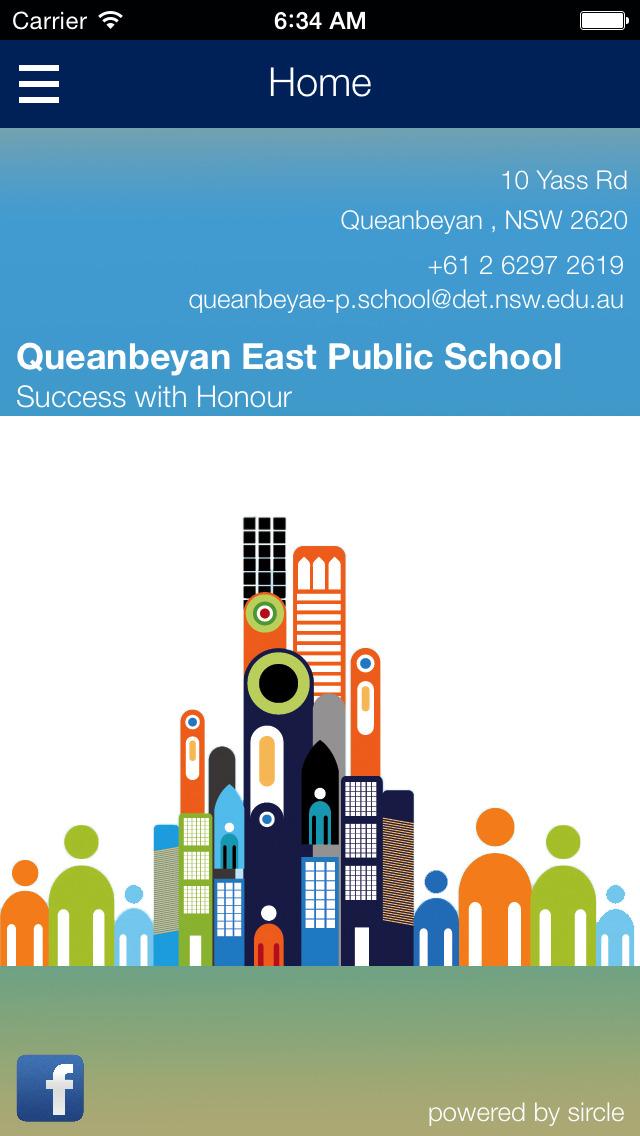 Queanbeyan East Public School screenshot 2