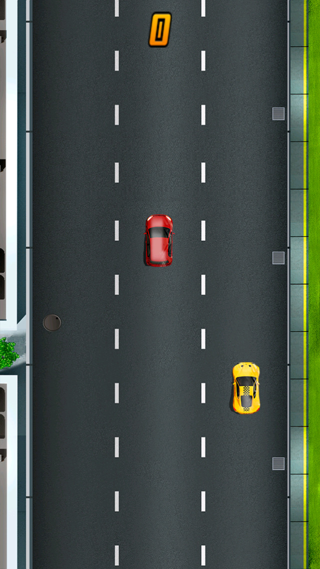 Real Taxi vs Traffic Racing screenshot 1