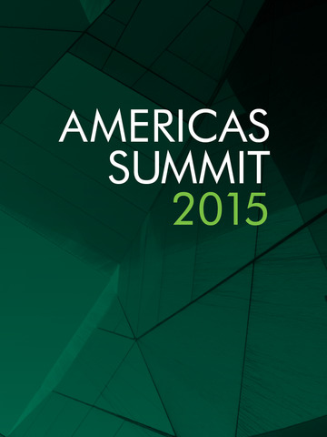 2015 CBRE Americas Summit screenshot 3