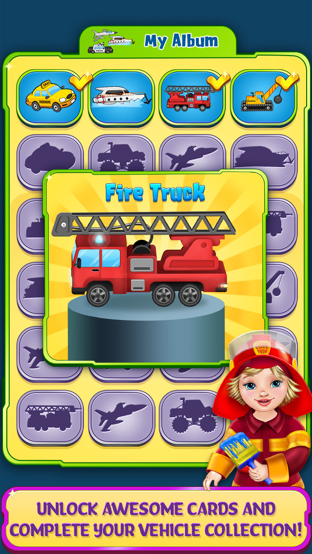 Tiny Roads Car Puzzles screenshot 4