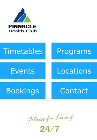 Pinnacle Health Club - náhled