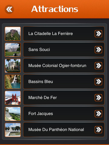 Port-au-Prince City Offline Travel Guide screenshot 8