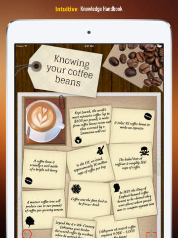 Coffee 101: Quick Study Reference with Video Lessons and Brewing Guide screenshot 6