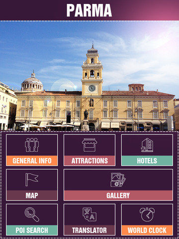 Parma Essential Travel Guide screenshot 7