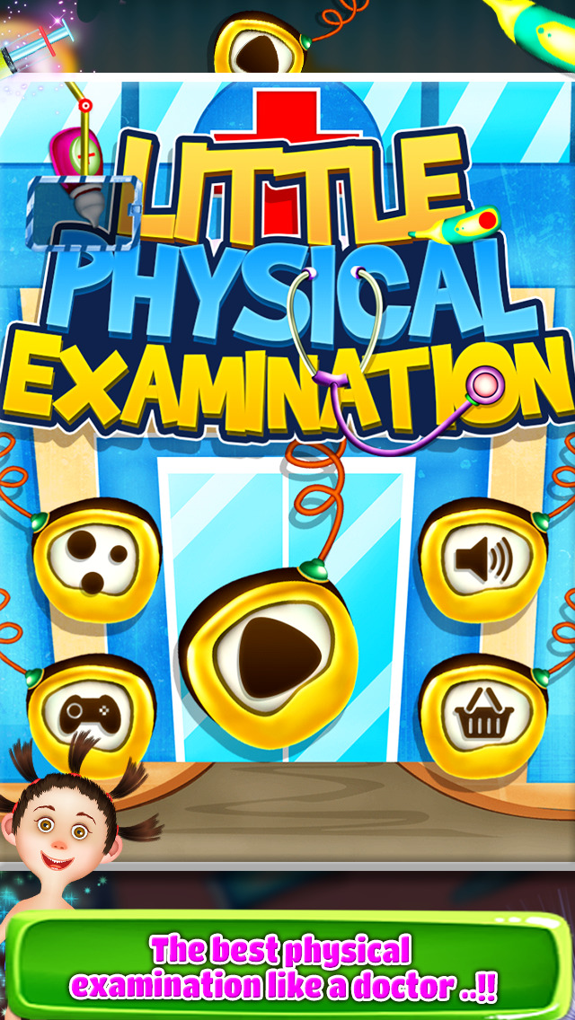 Little Physical Examination screenshot 1