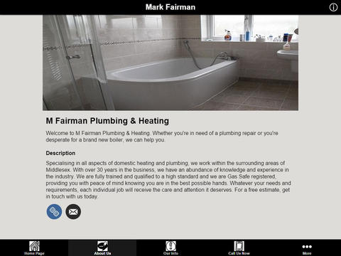 M Fairman Plumbing & Heating - náhled