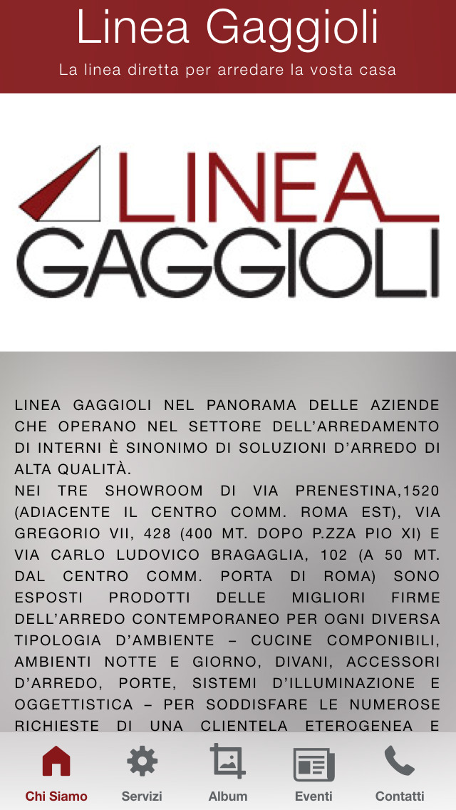 Gaggioli screenshot 4