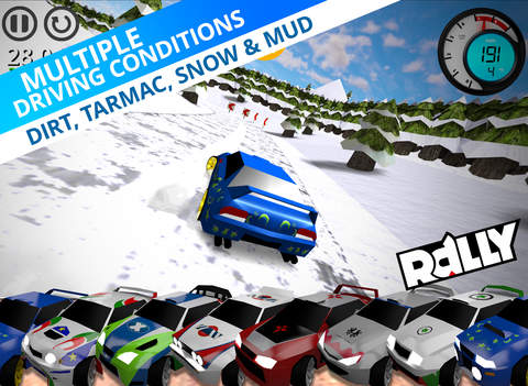 Rally Championship screenshot 8