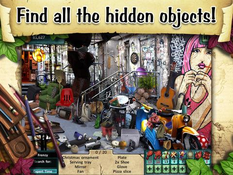 100% Hidden Objects 2 screenshot 4