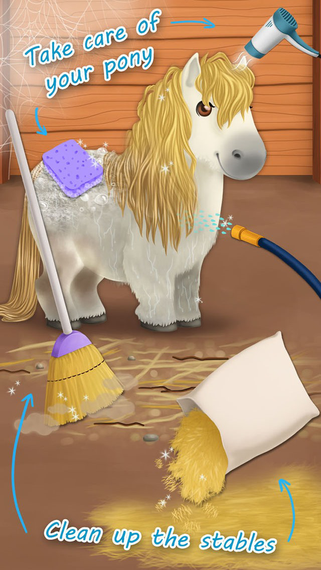 Sweet Baby Girl Cleanup 3 - Messy House screenshot 2